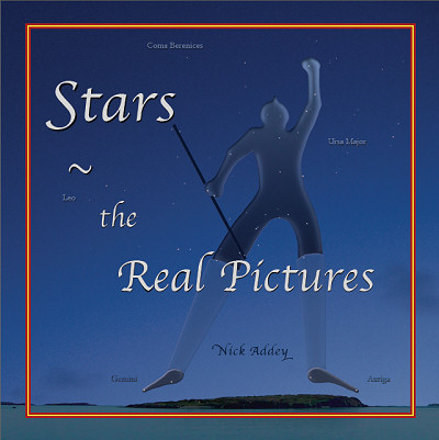 Front Cover of Stars, the real pictures